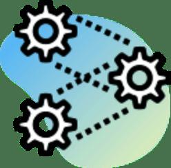 Icono gestión dinámica